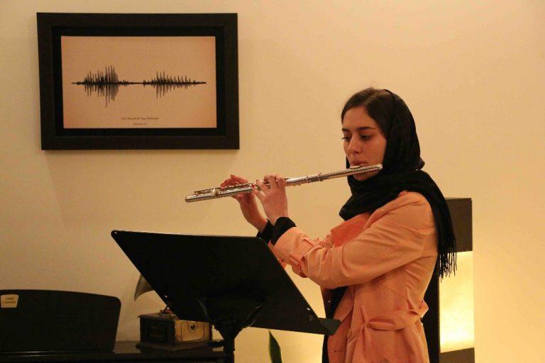 کنسرت تجربی خانه فلوت ایران